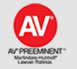 AV Preeminent Lawyer Rating