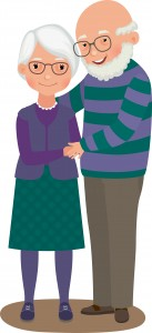 aLovingcouple_vectorstock_953577